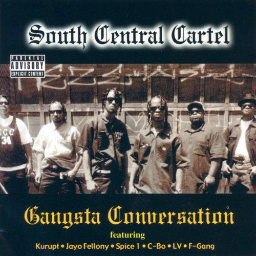 Этот день в Хип-Хопе: South Central Cartel «Gangsta Conversation» (2001)