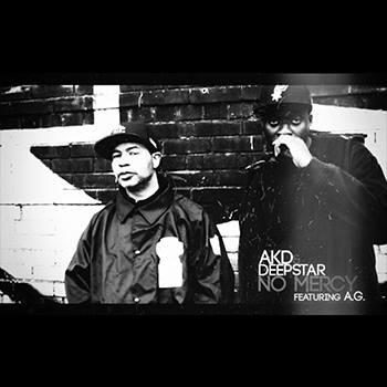 AKD & DEEPSTAR при участии AG представляют видео NO MERCY и обещают альбом в ближайшее время