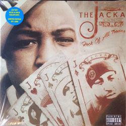 На виниле вышел лимитированный тираж альбома The Jacka «Jack Of All Trades»