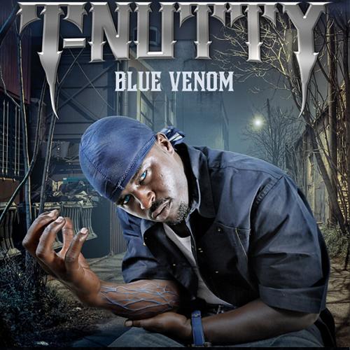 T-Nutty выпустил новый альбом: «Blue Venom»