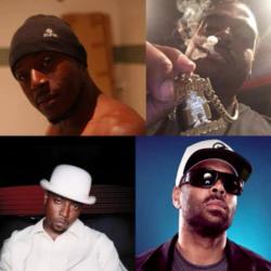Неизданный трэк от Lil' Malik Hershey Loc, Daz Dillinger, The D.O.C. и Nate Dogg (1993)