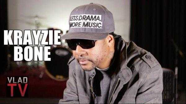 Krayzie Bone рассказал о статусе альбома Bone Thugs-N-Harmony на $1 миллион