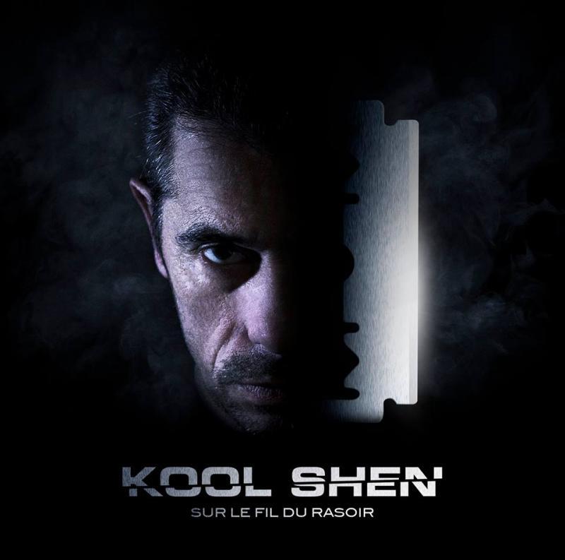 Франция: легендарный Kool Shen выпустил новый сольный альбом «Sur Le Fil Du Rasoir»