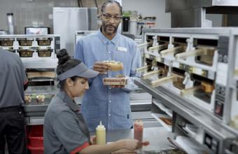 Snoop Dogg начал продавать гриль-доги в Burger King