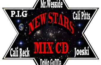 Новости West Coast: горячая компиляция от Hill​Top​D.E.G «New Stars Mix CD»