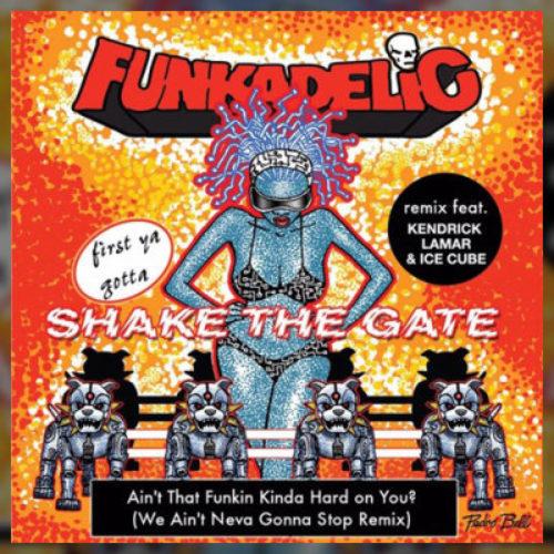 Танцуют все: Ice Cube и Kendrick Lamar на ремиксе трека легендарных Funkadelic — «Ain't That Funkin' Kinda Hard On You?»