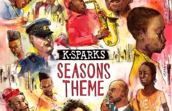 K. Sparks — «Seasons Theme». Премьера альбома молодого MC из Квинса