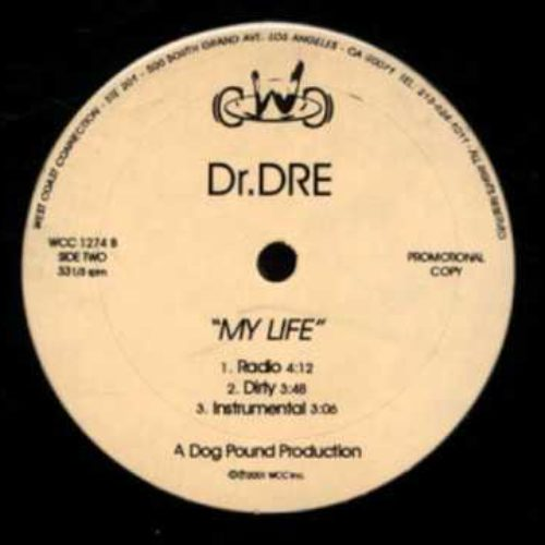 """Предлагаем вашему вниманию песню Dr. Dre 1995 года """"My Life"""""""