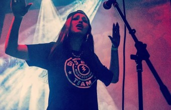 Вокалистка Многоточие Band представила авторский клип