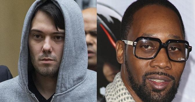 "RZA и Martin Shkreli судятся по поводу ""Once Upon A Time In Shaolin»"