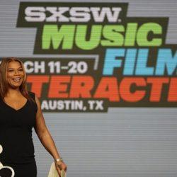 Queen Latifah и Missy Elliott выступили на одной сцене вместе с Мишель Обама на фестивале SXSW