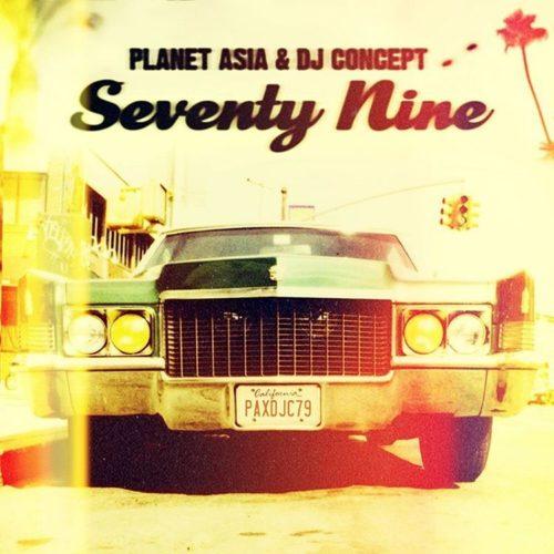 Planet Asia & DJ Concept «Seventy Nine»