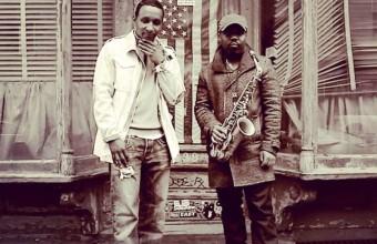 Совместное видео Dres (Black Sheep) и саксофониста Jaleel Shaw