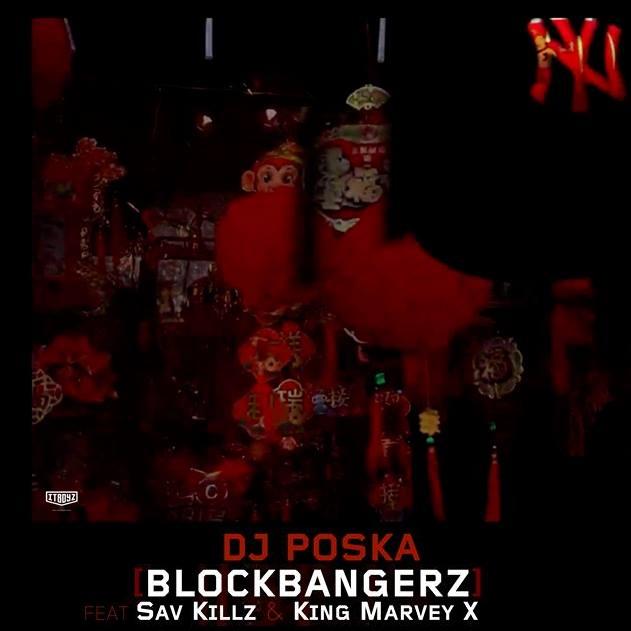 Франция-США-Ямайка: Азиатские мотивы в новом видео на трек DJ Poska «BlackBangerz»