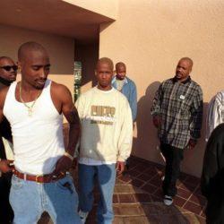 Новое видео на старую песню: 2Pac ft. The Outlawz — «Hail Mary»