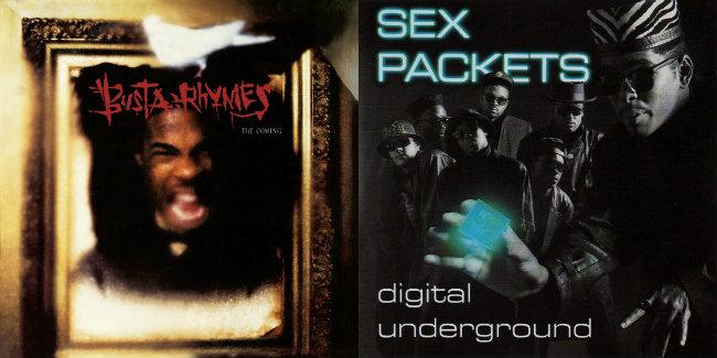 Этот день в хип-хопе: дебютные альбомы Busta Rhymes и Digital Underground