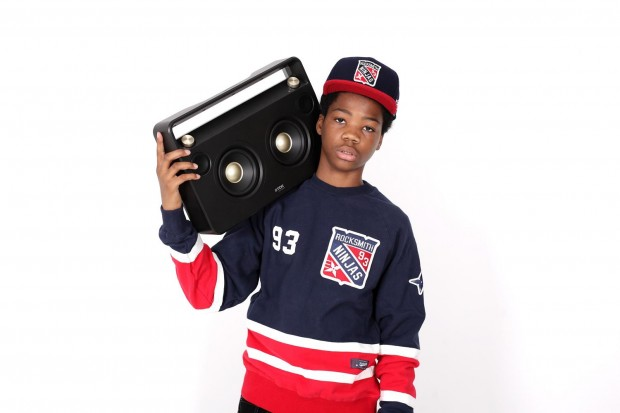 Новое видео от молодого дарования из Бруклина: Stro — «Fly Guy Rap / Boondocks»