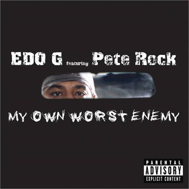 Edo.G и Pete Rock выпустят переиздание своего совместного альбома «My Own Worst Enemy»
