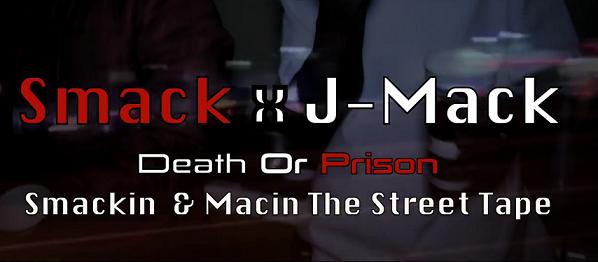 «Смерть или тюрьма»: новое совместное видео от J-Mack и Smack