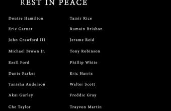 LROC презентовал новое видео в дань памяти всем погибшим от неправомерных действий полиции