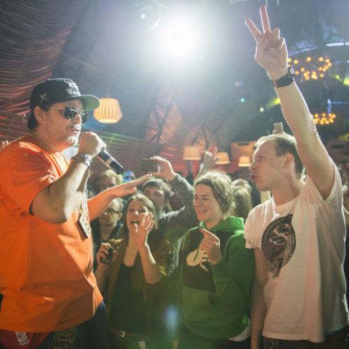 Фотоотчёт с концерта Bad Balance, 25 марта, Москва