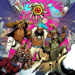 Flatbush Zombies выпустили дебютный альбом «3001: A Laced Odyssey»