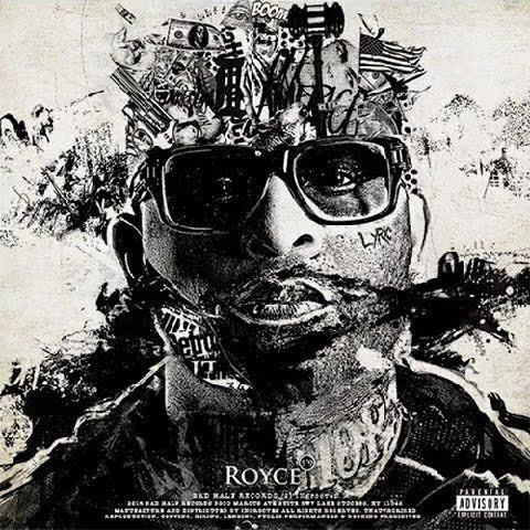 Обложка и треклист нового альбома Royce Da 5'9 «Layers»