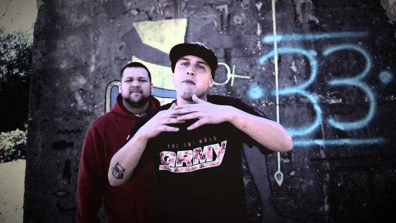 Новое видео от Savage Brothers (Qualm и Knowledge) и Ras Kass — «Swing First»