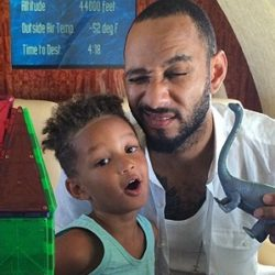 5-летний сын Swizz Beatz спродюсировал трэк для альбома Kendrick Lamar «untitled unmastered»