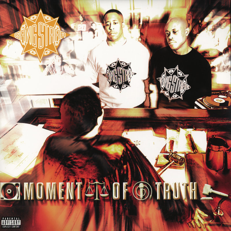Этот день в хип-хопе: Gang Starr — «Moment of Truth»