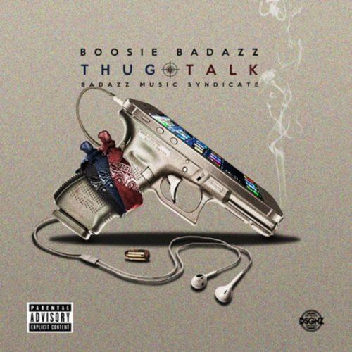 Boosie Badazz выпустил новый альбом «Thug Talk»