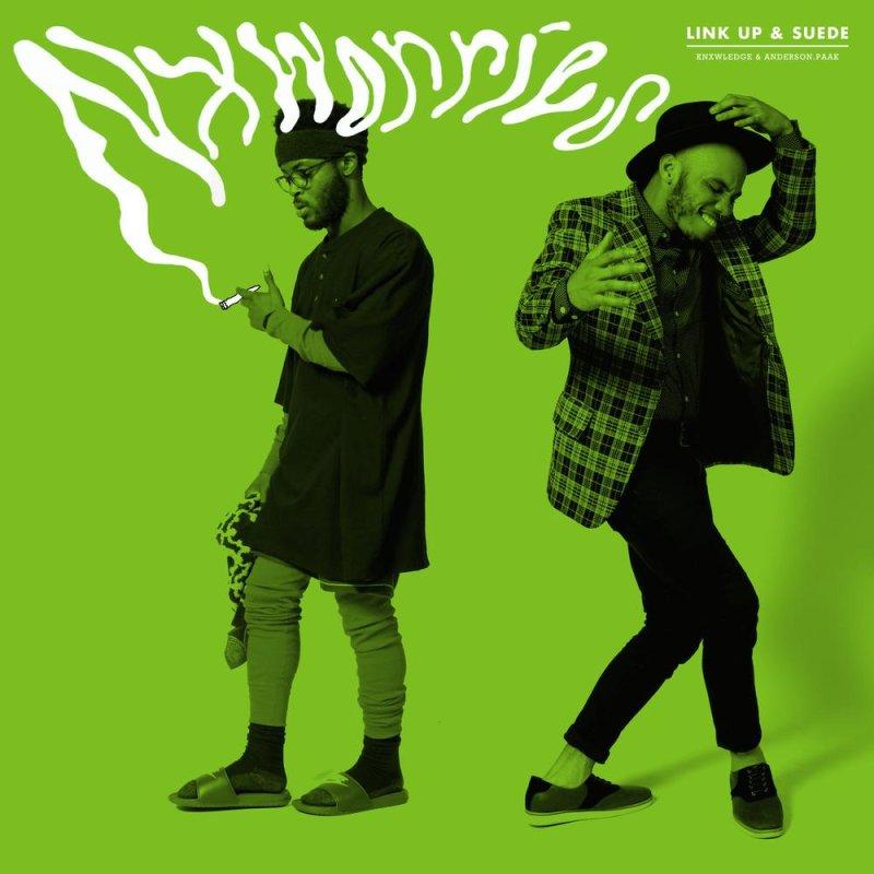 Дуэт NxWorries, состоящий из Anderson .Paak и битмейкера Knxlwledge, выпустил клип на трек «Link Up»