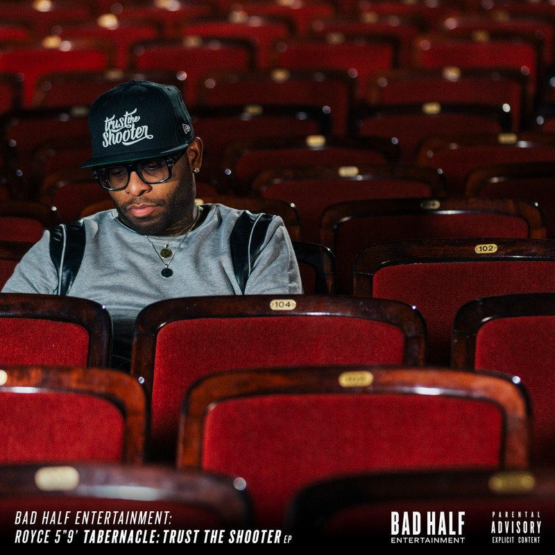 Royce Da 5'9″ — «Tabernacle: Trust The Shooter». Премьера бесплатного EP