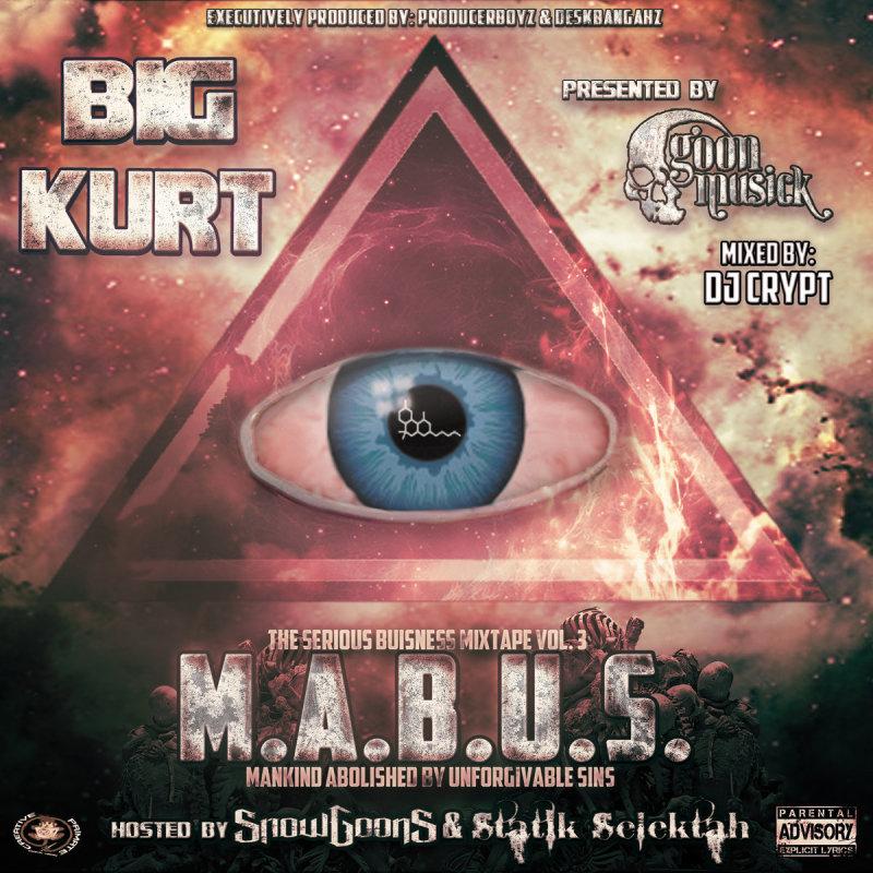 Новое мощное видео Big Kurt «Barbarian Ancestry» при участии Sicknature (Prod by Snowgoons)