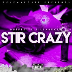 Schemaposse presents: YungWardenBuffett «Stir Crazy» (2016)