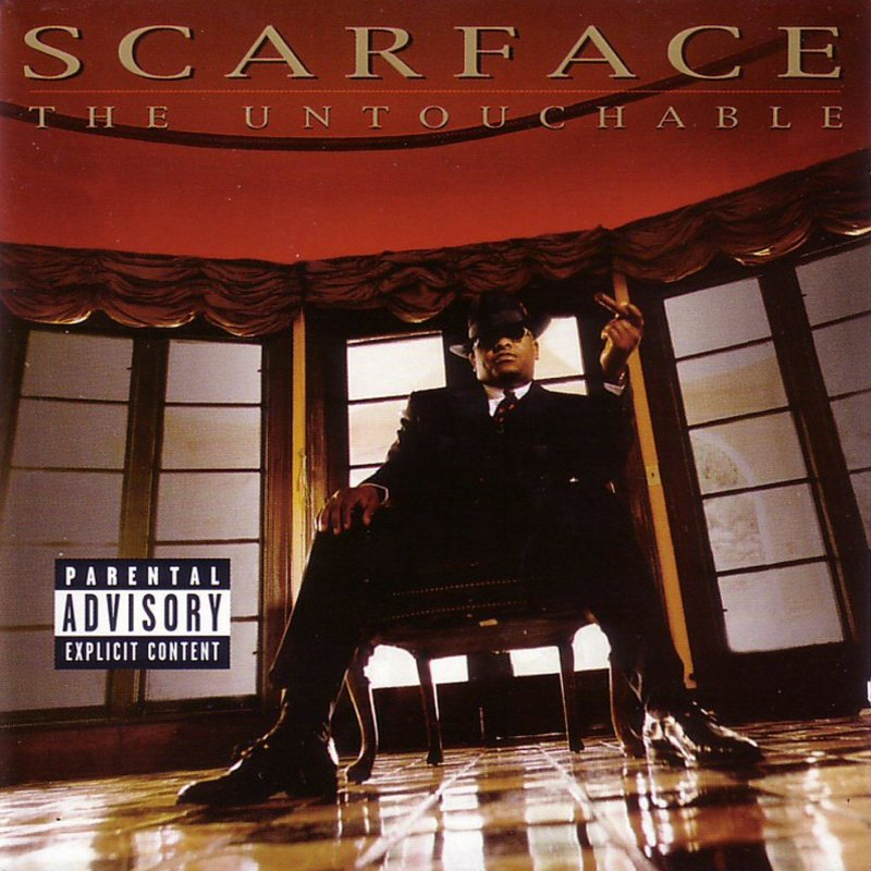 Альбому Scarface «The Untouchable» исполнилось 19 лет