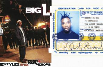 Этот день в хип-хопе: дебютные альбомы Big L и Ol' Dirty Bastard