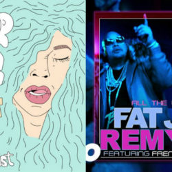 Новые треки от Your Old Droog, Fat Joe и Remy Ma