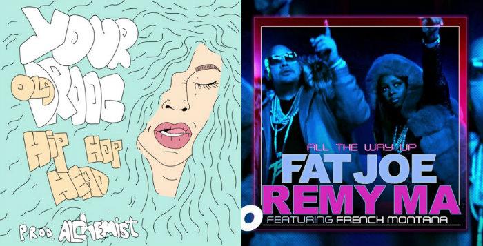 Новые треки от Your Old Droog, Fat Joe и Remy Ma