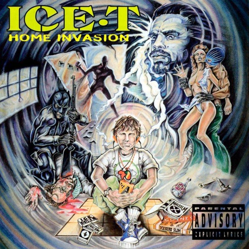 Этот день в хип-хопе: альбом ICE-T «Home Invasion», который мог выйти под другим названием «The Black Album»
