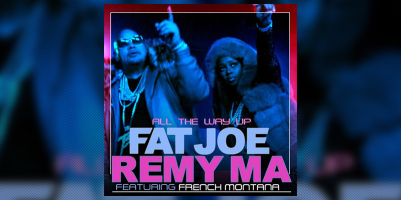 Премьера клипа: Fat Joe, Remy Ma и French Montana — «All The Way Up»