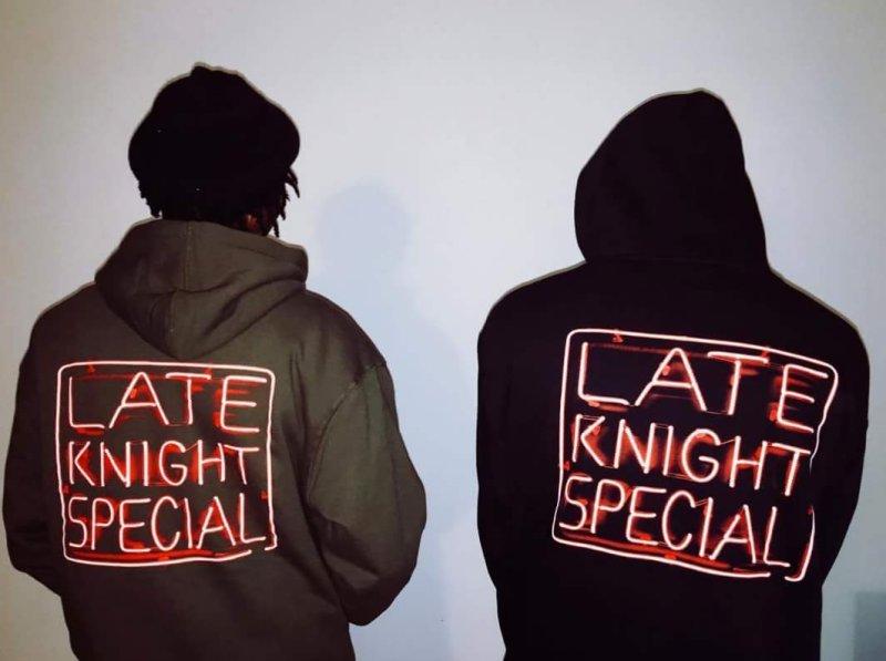 Криминальная видео-сага от молодых Kirk Knight и Joey Bada$$ «5 Minutes»