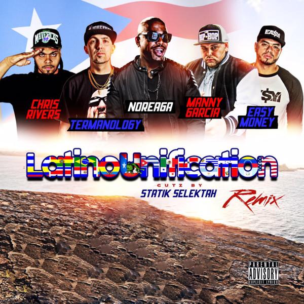 Новое видео Manny Garcia & Termanology, Noreaga, Chris Rivers и Ea$y Money «Latino Unification» Remix