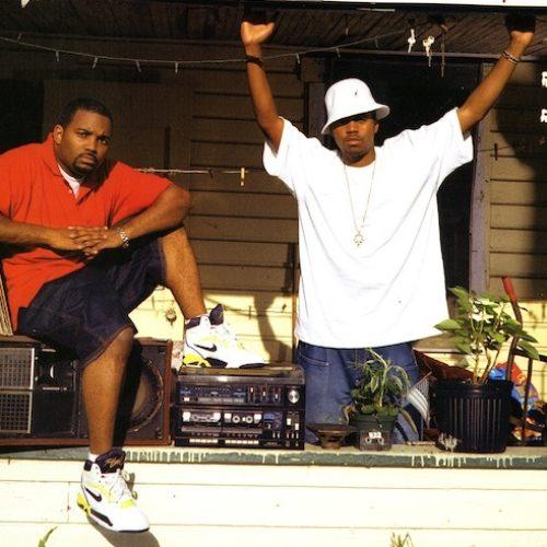 Nas исполнил легендарный трек с которого началась его карьера, вместе с Large Professor