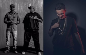 Мультипликационный клип от PRhyme (DJ Premier и Royce Da 5'9) и Logic — «Mode»