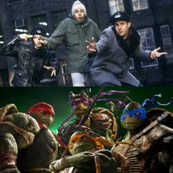 Старый хит от Beastie Boys в новом трейлере фильма «Черепашки-Ниндзя 2»