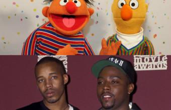 Немного юмора: герои «Улицы Сезам» перепели песню Warren G и Nate Dogg — «Regulate»