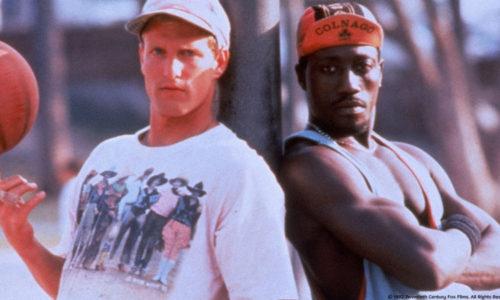 В этот день 24 года назад на экраны вышел фильм White Men Can't Jump, прививший многим любовь к баскетболу
