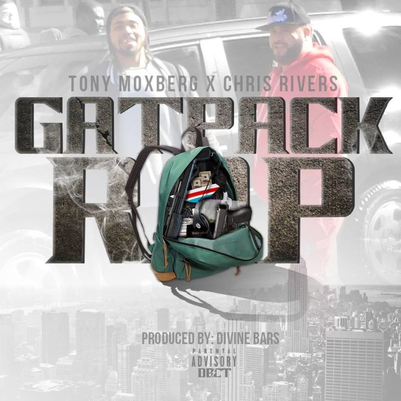 «GatPack Rap» новое качёвое видео Tony Moxberg и Chris Rivers