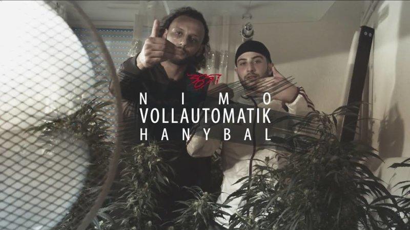 Германия: очередное видео от Nimo в поддержку сольного альбома